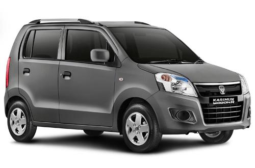 wagon r grey
